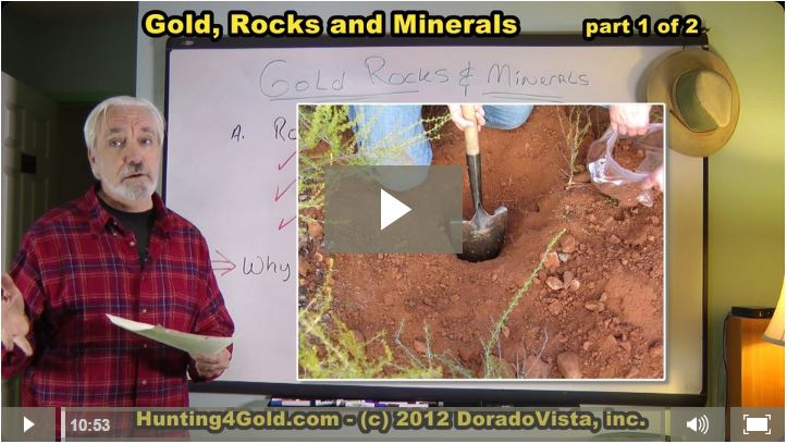 Gold rocks video thumbnail