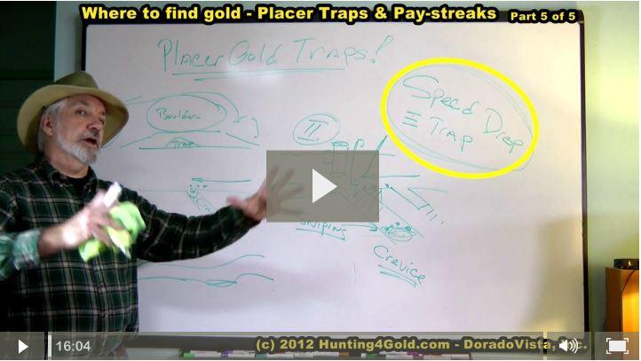 Gold traps video thumbnail